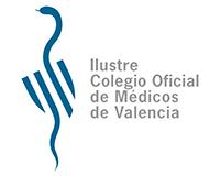 Logo Colegio Oficial Médicos Valencia